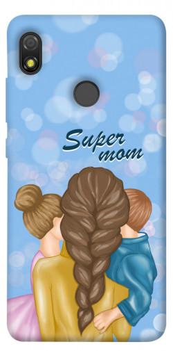 Чехол itsPrint Super mommy для TECNO POP 3