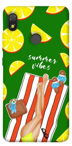 Чехол itsPrint Summer girl для TECNO POP 3