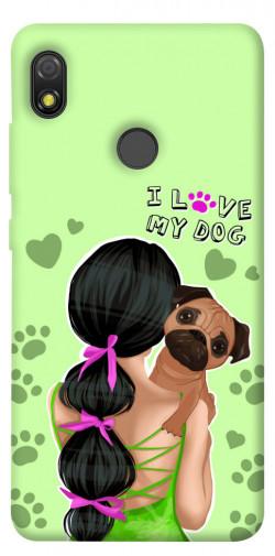 Чехол itsPrint Love my dog для TECNO POP 3