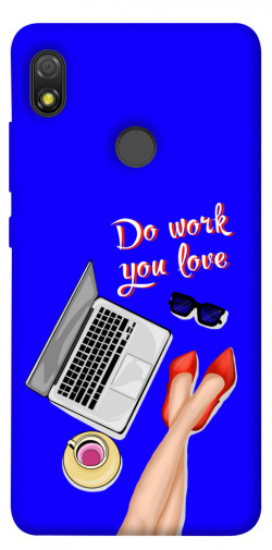 Чехол itsPrint Do work you love для TECNO POP 3