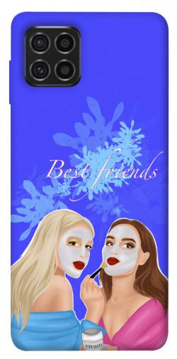 Чехол itsPrint Best friends для Samsung Galaxy M62