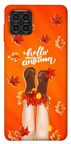 Чехол itsPrint Hello autumn для Samsung Galaxy M62
