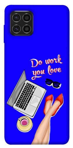Чехол itsPrint Do work you love для Samsung Galaxy M62
