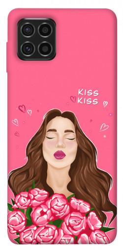 Чехол itsPrint Kiss kiss для Samsung Galaxy M62