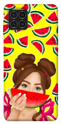Чехол itsPrint Watermelon girl для Samsung Galaxy M62