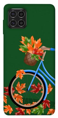 Чехол itsPrint Осенняя прогулка для Samsung Galaxy M62