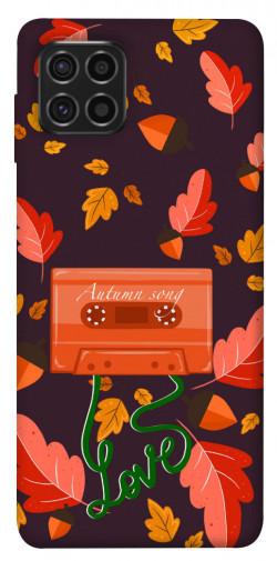 Чехол itsPrint Autumn sound для Samsung Galaxy M62