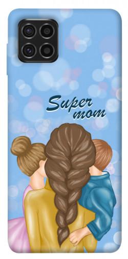 Чехол itsPrint Super mommy для Samsung Galaxy M62