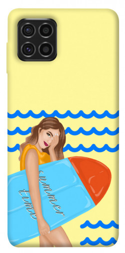 Чехол itsPrint Summer time для Samsung Galaxy M62