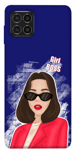 Чехол itsPrint Girl boss для Samsung Galaxy M62