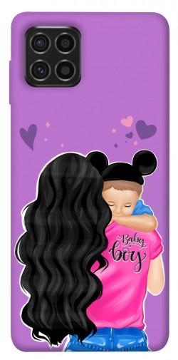 Чехол itsPrint Baby boy для Samsung Galaxy M62