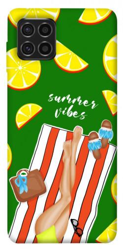Чехол itsPrint Summer girl для Samsung Galaxy M62