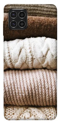 Чехол itsPrint Knitted aesthetics для Samsung Galaxy M62