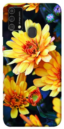 Чехол itsPrint Yellow petals для Samsung Galaxy M21s