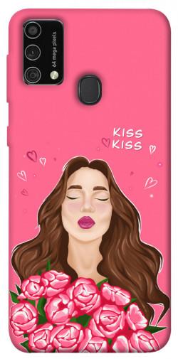Чехол itsPrint Kiss kiss для Samsung Galaxy M21s
