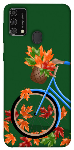 Чехол itsPrint Осенняя прогулка для Samsung Galaxy M21s