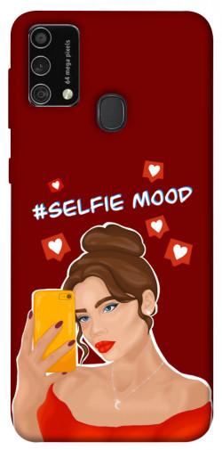 Чехол itsPrint Selfie mood для Samsung Galaxy M21s
