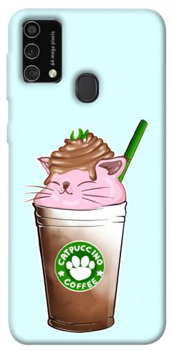 Чехол itsPrint Catpuccino для Samsung Galaxy M21s