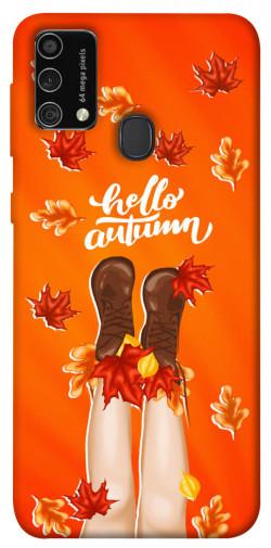 Чехол itsPrint Hello autumn для Samsung Galaxy M21s
