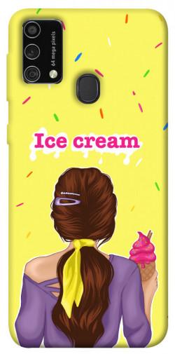 Чехол itsPrint Ice cream girl для Samsung Galaxy M21s