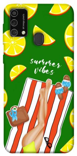 Чехол itsPrint Summer girl для Samsung Galaxy M21s