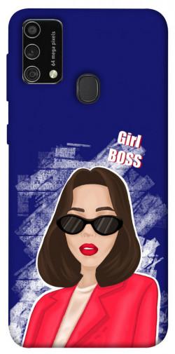 Чехол itsPrint Girl boss для Samsung Galaxy M21s