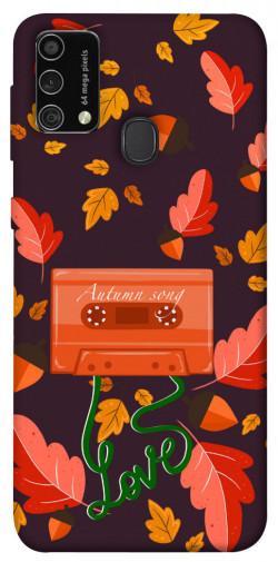 Чехол itsPrint Autumn sound для Samsung Galaxy M21s