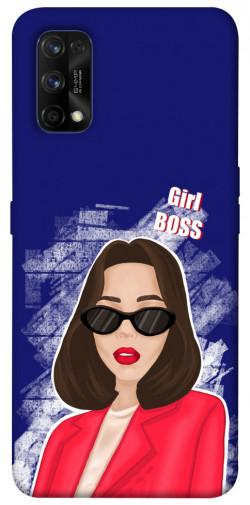 Чехол itsPrint Girl boss для Realme 7 Pro
