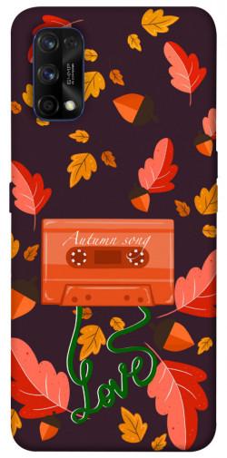 Чехол itsPrint Autumn sound для Realme 7 Pro