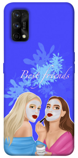 Чехол itsPrint Best friends для Realme 7 Pro