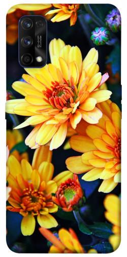 Чехол itsPrint Yellow petals для Realme 7 Pro