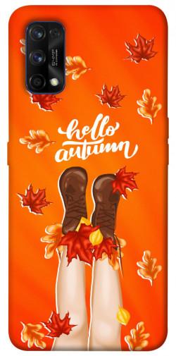 Чехол itsPrint Hello autumn для Realme 7 Pro