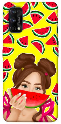 Чехол itsPrint Watermelon girl для Realme 7 Pro