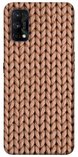 Чехол itsPrint Knitted texture для Realme 7 Pro