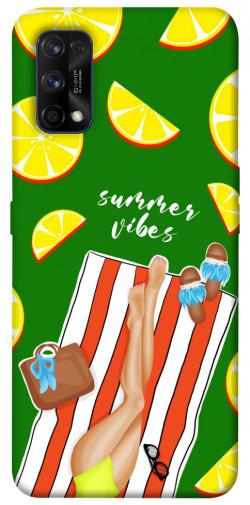 Чехол itsPrint Summer girl для Realme 7 Pro