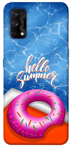 Чехол itsPrint Hello summer для Realme 7 Pro