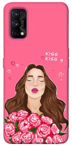 Чехол itsPrint Kiss kiss для Realme 7 Pro