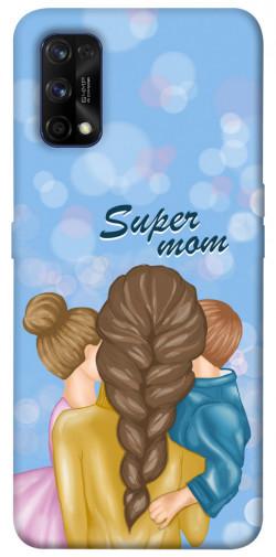 Чехол itsPrint Super mommy для Realme 7 Pro