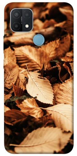 Чехол itsPrint Опавшая листва для Oppo A15s / A15