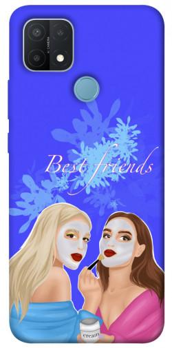 Чехол itsPrint Best friends для Oppo A15s / A15