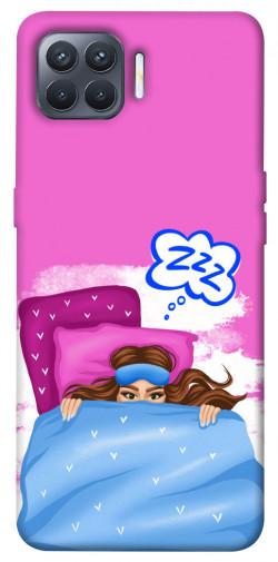 Чехол itsPrint Sleepу girl для Oppo Reno 4 Lite