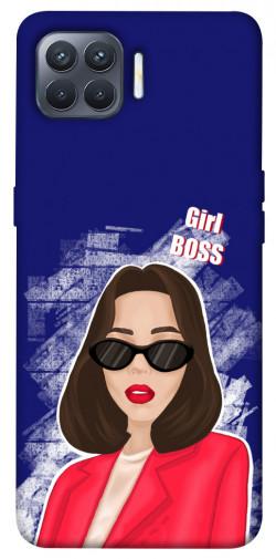Чехол itsPrint Girl boss для Oppo Reno 4 Lite