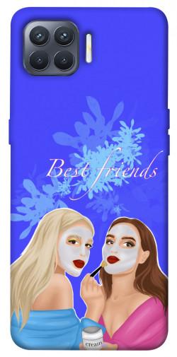 Чехол itsPrint Best friends для Oppo Reno 4 Lite