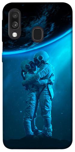 Чехол itsPrint Космическая любовь для Samsung Galaxy A40 (A405F)