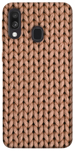 Чехол itsPrint Knitted texture для Samsung Galaxy A40 (A405F)