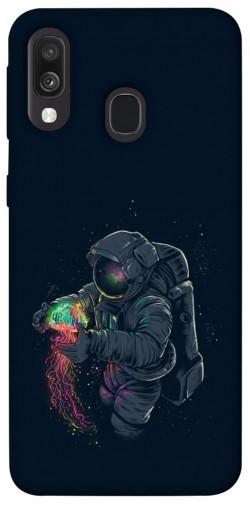 Чехол itsPrint Walk in space для Samsung Galaxy A40 (A405F)