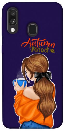 Чехол itsPrint Autumn mood для Samsung Galaxy A40 (A405F)
