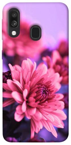 Чехол itsPrint Нежная хризантема для Samsung Galaxy A40 (A405F)