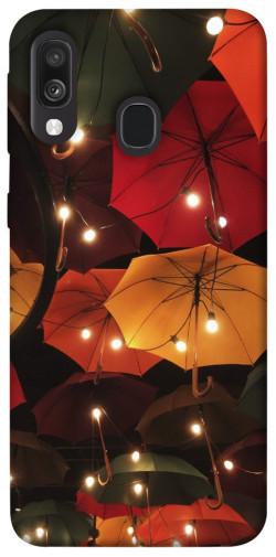 Чехол itsPrint Ламповая атмосфера для Samsung Galaxy A40 (A405F)