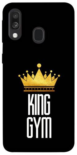 Чехол itsPrint King gym для Samsung Galaxy A40 (A405F)